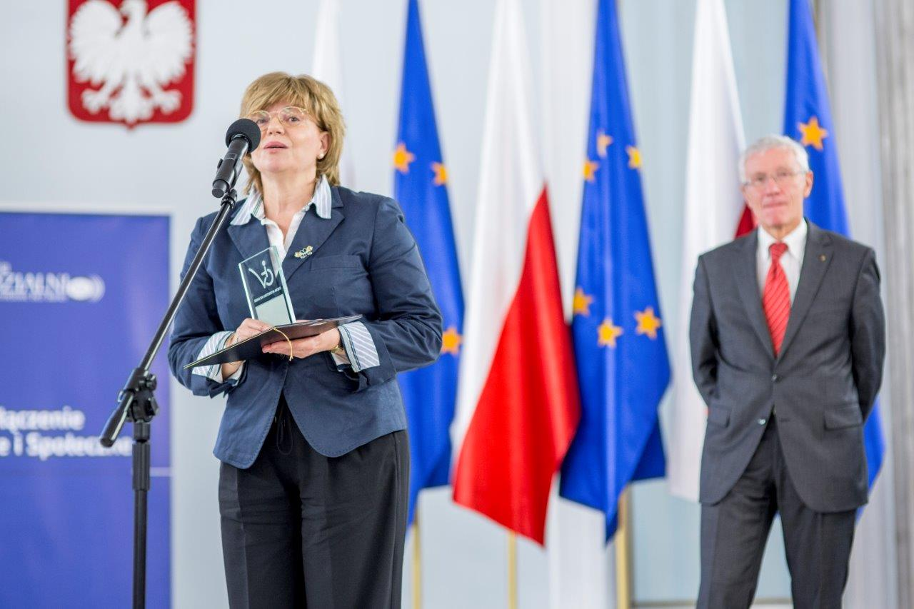 Grazyna Cudak - Szybka Kolej Miejska Warszawa - Fot. Magda Pawluczuk