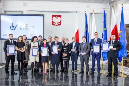 Zwycięzcy VI edycji Konkursu Strona Internetowa bez Barier